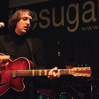 Hatcham Social supporting Tim Burgess live at The Sugarmill, Stoke-on-Trent, 2013-09-21