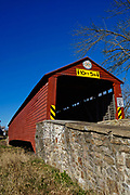 Greismer's Covered Bridge, Berks Co., PA