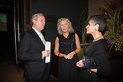 AUSTRALIAN HIGH COMMISSIONER TO THE UK; MIKE RANN;  KATHLEEN SORIANO; SASHA RANN, Australia, Royal Academy of Arts Piccadilly. London. 17 September 2013