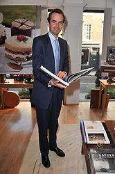 FRITZ VON WESTENHOLZ at a party to celebrate the publication of 'Garden' by Randle Siddeley held at Linley, 60 Pimlico Road, London on 24th May 2011.