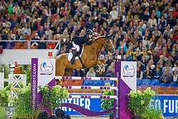 Goldstein Danielle, ISR, Lizziemary<br /> FEI European Jumping Championships - Goteborg 2017 <br /> © Hippo Foto - Dirk Caremans<br /> 25/08/2017,