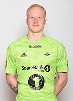 Fotball , Eliteserien 2019 , portrett , portretter , Rosenborg , RBK<br /> Julian Faye Lund
