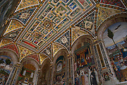 Piccolomini Library in the Duomo di Santa Maria Assunta, Siena
