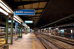 stazione di Bari - binario