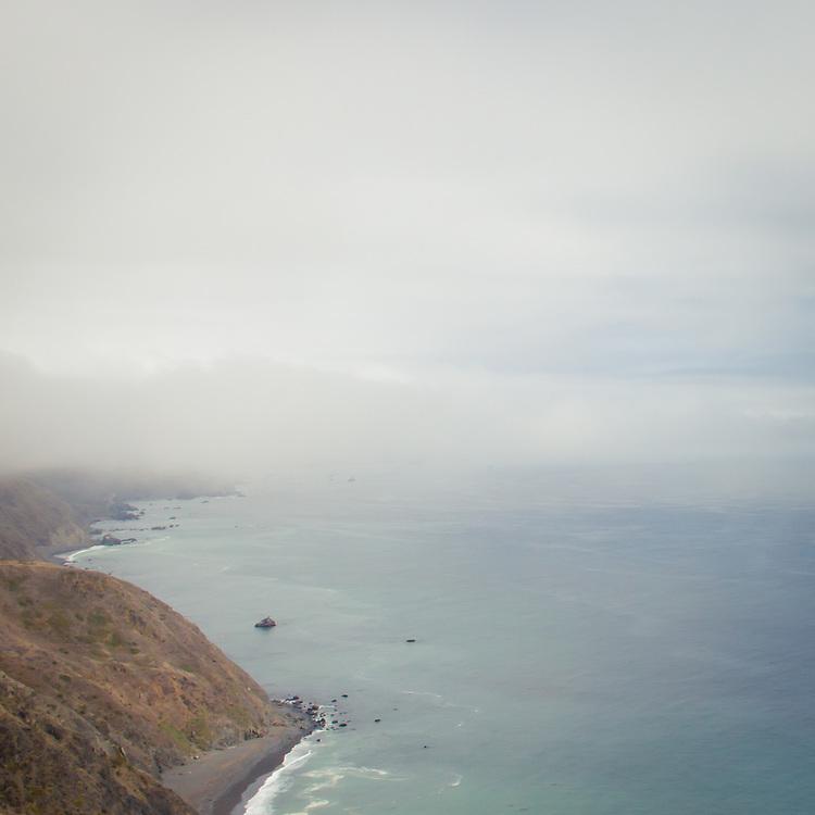 Pacific Coast, Seascape No.14