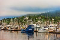 Harbor, Sitka, Alaska USA