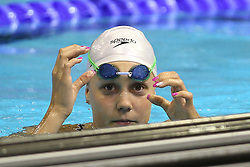 21.08.2014, Europa Sportpark, Berlin, GER, LEN, Schwimm EM 2014, im Bild Lisa Zaiser (Oesterreich) // during the LEN 2014 European Swimming Championships at the Europa Sportpark in Berlin, Germany on 2014/08/21. EXPA Pictures © 2014, PhotoCredit: EXPA/ Eibner-Pressefoto/ Lau<br /> <br /> *****ATTENTION - OUT of GER*****