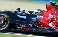 GEPA-2006087440 - MAGNY-COURS,FRANKREICH,20.JUN.08 - FORMEL 1, MOTORSPORT - Formel 1 Grand Prix, GP von Frankreich, Freies Training. Bild zeigt Sebastian Vettel (GER/ Scuderia Toro Rosso).<br />Foto: GEPA pictures/ Andreas Reichart