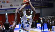 Cremona 18/10/2015 - Basket Campionato Italiano Lega A 2015-16 - Vanoli Cremona-Pasta Reggia Caserta<br /> nella foto: Biligha<br /> Foto Ciamillo