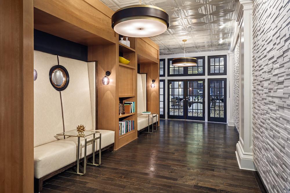 Partridge Inn Bar Sitting Area - Augusta, GA