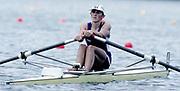 Atlanta, USA., BEL W1X, Ann Elise BREDAEL, 1996 Olympic Rowing Regatta,  Lake Lanier, Georgia, [Mandatory Credit Peter Spurrier/ Intersport Images]