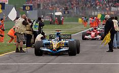 2005 rd 04 San Marino Grand Prix