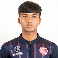 THAILAND - JUNE 26: Veerawat Janta #71 of Buriram United on June 26, 2019.<br /> .<br /> .<br /> .<br /> (Photo by: Naratip Golf Srisupab/SEALs Sports Images/MB Media Solutions)