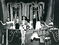 1946 Earl Carroll Theater Entertainers