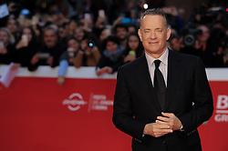 Tom Hanks erhält den Lifetime Achievement Award während des Filmfest in Rom hier Tom Hanks / 131016 ***Tom Hanks Life achievement award, Roma Cinema Fest 2016, Rome, Italy on october 13, 2016***