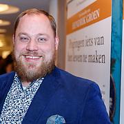 NLD/Utrecht/20171212 - Premiere Hendrik Groen, Dennis Willekens