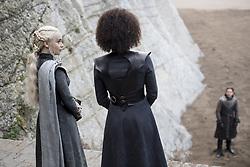 September 1, 2017 - Emilia Clarke, Nathalie Emmanuel, Kit Harington..'Game Of Thrones' (Season 7) TV Series - 2017 (Credit Image: © Hbo/Entertainment Pictures via ZUMA Press)