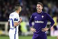 Firenze 22-04-2017 Stadio Artemio Franchi Football Calcio Serie A 2016/2017 Fiorentina - Inter / foto Daniele Buffa/Image Sport<br /> Federico Bernardeschi