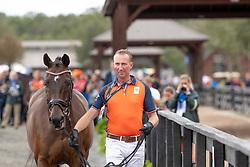 Hosmar Frank, NED, Alphaville NOP<br /> World Equestrian Games - Tryon 2018<br /> © Hippo Foto - Dirk Caremans<br /> 17/09/2018