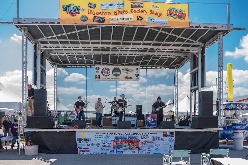 2016 Brazoria County Crawfish Festival, Angleton, Texas