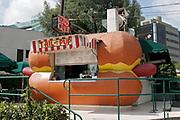Tail o' the Pup, San Vicente Blvd., Los Angeles, California (LA)