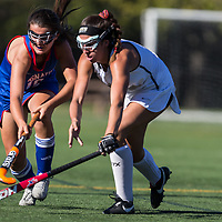 St Ignatius vs Mitty in a BVAL Girls Field Hockey Game at Mitty High School, San Jose CA on 9/26/17. (William Gerth/Max Preps)