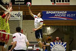 20160326 NED: Volleybal: Sliedrecht Sport - SV Dynamo 2, Sliedrecht  <br />Gerard Baan