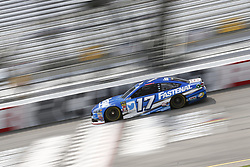 September 21, 2018 - Richmond, Virginia, United States of America - Ricky Stenhouse, Jr (17) brings his race car down the front stretch during practice for the Federated Auto Parts 400 at Richmond Raceway in Richmond, Virginia. (Credit Image: © Chris Owens Asp Inc/ASP via ZUMA Wire)