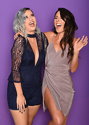 LOS ANGELES - AUGUST 13: Lily Marston and Joslyn Davis at FOX's 'Teen Choice 2017' at the Galen Center on August 13, 2017 in Los Angeles, California. (Photo by Frank Micelotta/FOX/PictureGroup)