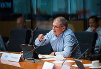 DEU, Deutschland, Germany, Berlin, 23.06.2021: Deutscher Bundestag, Sitzung des Wirtschaftsausschusses, Prof. Dr. Martin Neumann (FDP).