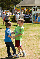 Gilford Old Home Day festivities Saturday, August 28, 2010.  Karen Bobotas for the Laconia Daily Sun