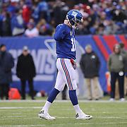 New York Giants quarterback Eli Manning during his side loss during the New York Giants V San Francisco 49ers, NFL American Football match at MetLife Stadium, East Rutherford, NJ, USA. 16th November 2014. Photo Tim Clayton