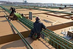 Boathouse at Canal Dock Phase II   State Project #92-570/92-674 Construction Progress Photo Documentation No. 05 on 17 November 2016. Image No. 18