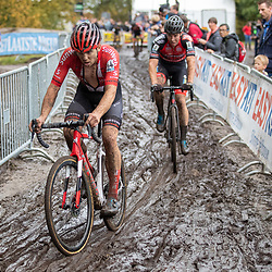 13-10-2019: Cycling: Superprestige Cyclocross: Gieten <br />Joris Nieuwenhuis
