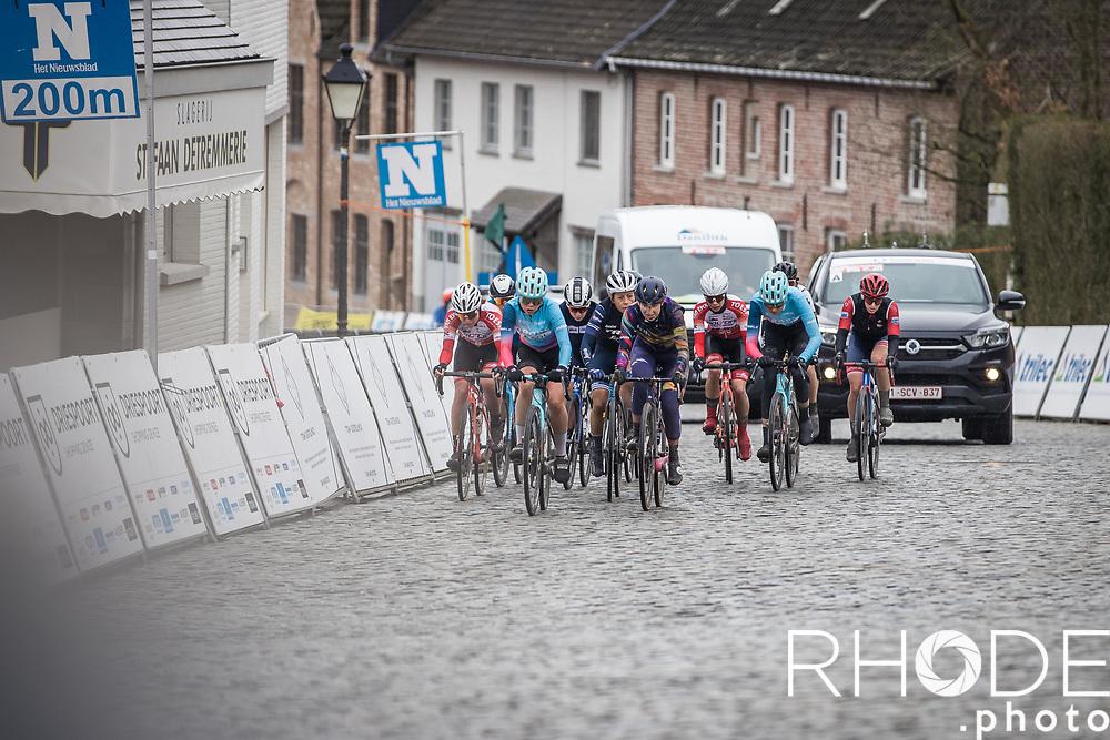 2nd Nokere Koerse WE (BEL) 2021<br /> UCI Women Elite 1.PRO<br /> One Day Race: Deinze > Nokere 124km