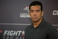Sao Paulo UFC Fight Night, Media Day, 26 Oct 2017
