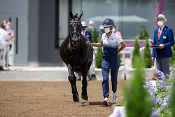 Collard Maxime, FRA, Cupido PB, 131<br /> Olympic Games Tokyo 2021<br /> © Hippo Foto - Dirk Caremans<br /> 23/07/2021