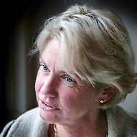 Nederland, Alkmaar,17 januari 2007..Lidy Hartemink, ceo Univé Zorg.