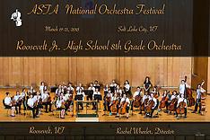 Roosevelt Jr High School 8th Grade Orchestra