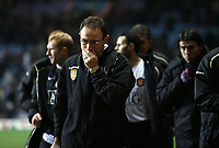 Photo: Rich Eaton.<br /> <br /> Aston Villa v Manchester United. The Barclays Premiership. 23/12/2006. Martin O'Neill manager of Aston Villa pictured after his team lose 3-0 at home to Man United
