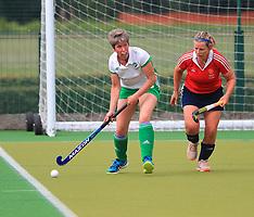 Ireland v England 50's