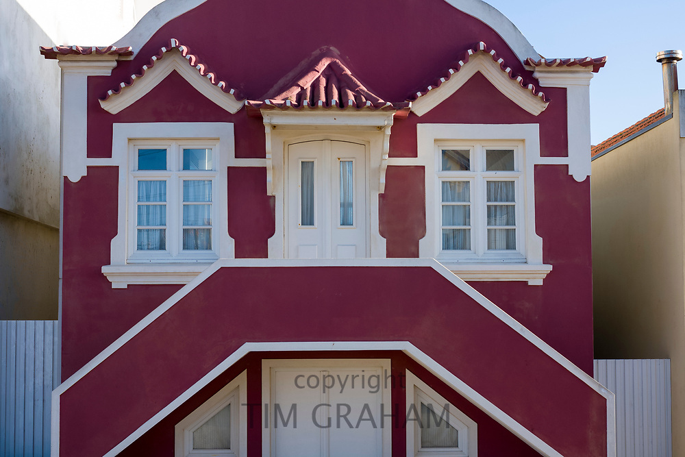 Elegant house in Costa Nova do Prado a village with many holiday homes, near Aveiro,  Portugal