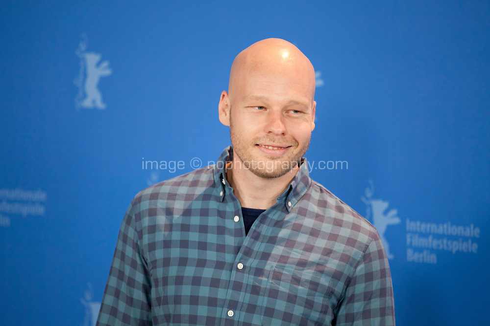 Bill Thompson at the photocall for the film High Ground at the 70th Berlinale International Film Festival, on Sunday 23rd February 2020, Hotel Grand Hyatt, Berlin, Germany. Photo credit: Doreen Kennedy