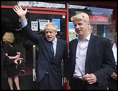 Boris and Jo Johnson Profile