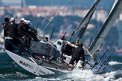 Audi MedCup, Cascais, Portugal (12-16 May 2010) © Sander van der Borch