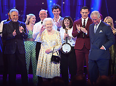 Members of The Royal Family attend The Queen's Birthday Party - 21 April 2018