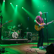 Jason Isbell performs at Merriweather Post Pavilion in Columbia, MD, opening for My Morning Jacket.