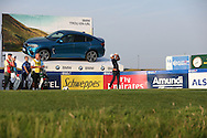 Joakim Lagergren (SWE) plays from the sunkist 16th tee during Round One of the 2015 Alstom Open de France, played at Le Golf National, Saint-Quentin-En-Yvelines, Paris, France. /03/07/2015/. Picture: Golffile | David Lloyd<br /> <br /> All photos usage must carry mandatory copyright credit (© Golffile | David Lloyd)