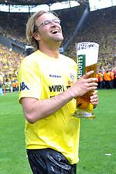 14.05.2011, Signal Iduna Park, Dortmund, GER, 1.FBL, Borussia Dortmund vs Eintracht Frankfurt, im Bild Juergen Klopp (Trainer Dortmund) //  during the German 1.Liga Football Match,  Borussia Dortmund vs Eintracht Frankfurt, at the Signal Iduna Park, Dortmund, 14/05/2011 . EXPA Pictures © 2011, PhotoCredit: EXPA/ nph/  Conny Kurth       ****** out of GER / SWE / CRO  / BEL ******