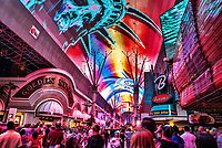 Light Show @ Fremont Street Experience